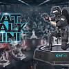 [VR행사렌탈대여] KAT WALK MINI(트래드밀 - 실감 FPS체험 행사장비(트레드밀) TREAD MILL VR